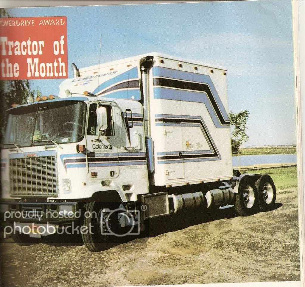 Mack Truck Rod Before And After: Trucks, Gm Trucks, Heavy Duty