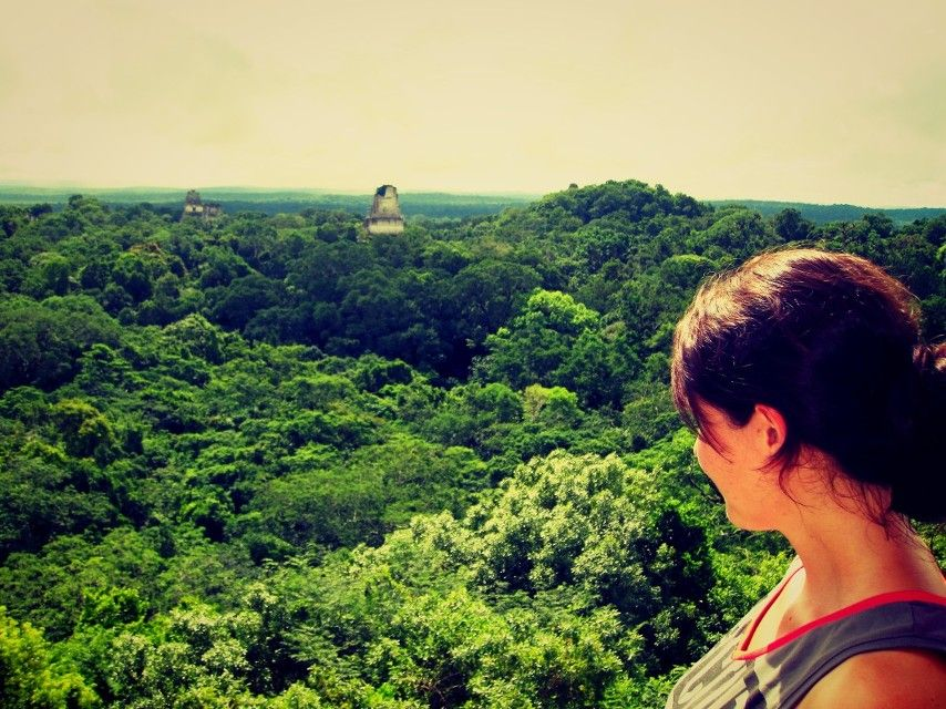 Central America for Backpackers & Divers