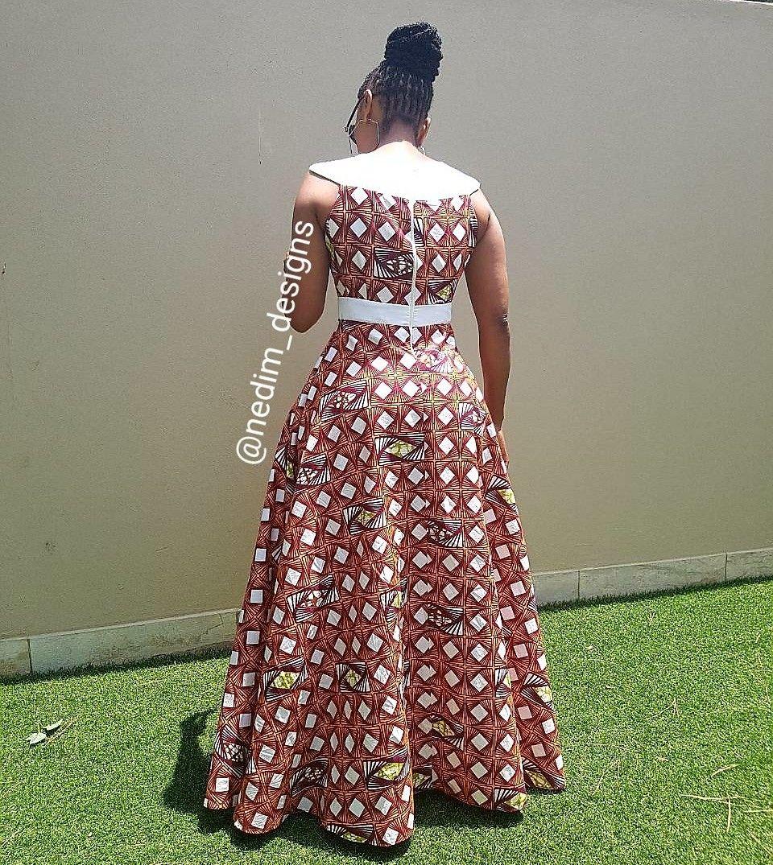 Ankara maxi dress nedim designs random pinterest