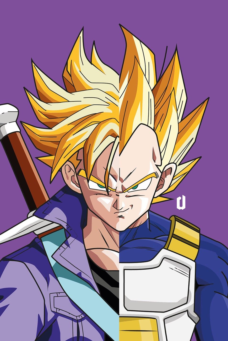 Trunks Vegeta Dragon Ball Z Anime Dragon Ball Super Dragon Ball Super Manga Dragon Ball Artwork