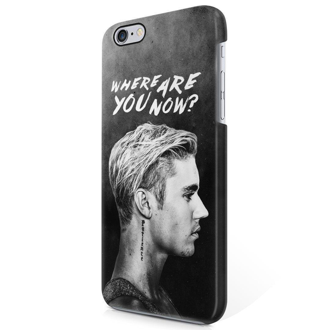 Amazon Com Justin Bieber Where Are You Now Lyrics Tumblr Iphone 6 Plus Iphone 6s Plus Hard Plastic Phone Ca Tumblr Phone Case Plastic Phone Case Phone Cases