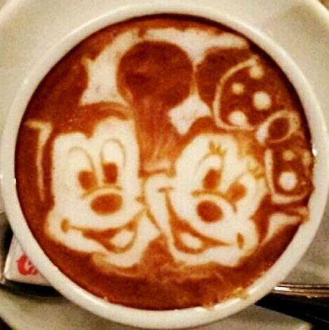 aaaaaww arte en el caféeee