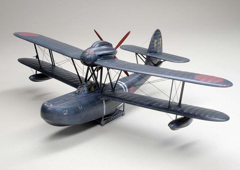 愛知 E11A1 九八式水上偵察機   ...