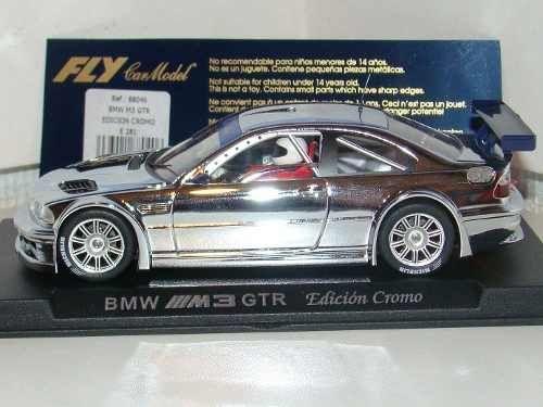 BMW M3 GTR Chrome Edition de FLY 88040