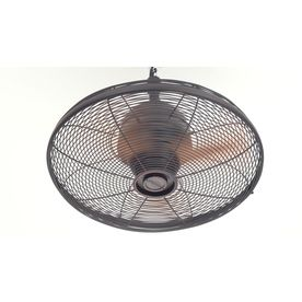 Allen Roth Valdosta 20 In Oil Rubbed Bronze Indoor Outdoor Downrod Ceiling Fan 3 Blade At Lowes Com