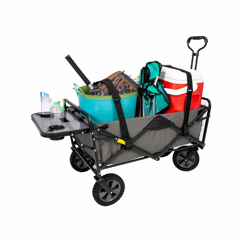 best beach wagon with side table in 2020 Utility wagon
