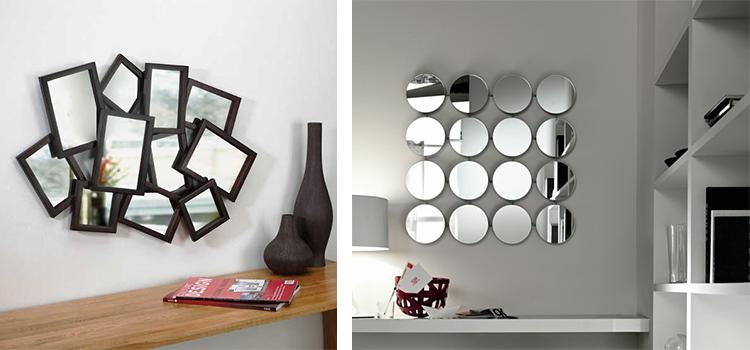 S cale el m ximo partido a la decoraci n con espejos - Decoracion con espejos ...