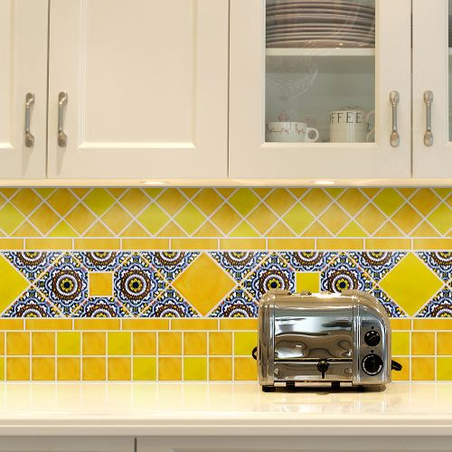 Kitchen Backsplash Designs Talavera Tile Collection Talavera