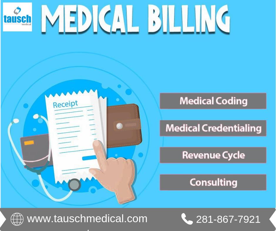 Medical Billing, Collections & Management Service. We