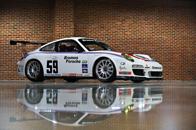 Jerry Seinfeld Auktion Porsche GT3 Cup 4.0 Brumos Commemorative Edition