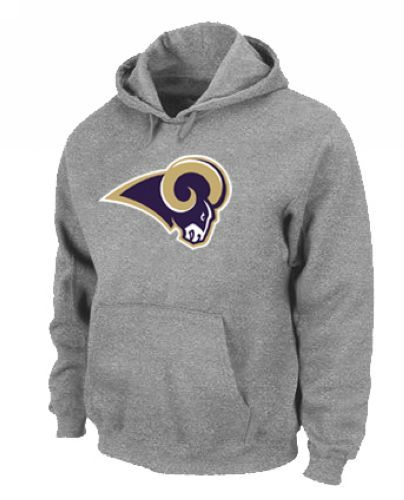 check out 65cbb 8af81 Saints Drew Brees jersey St.Louis Rams Logo Pullover Hoodie ...