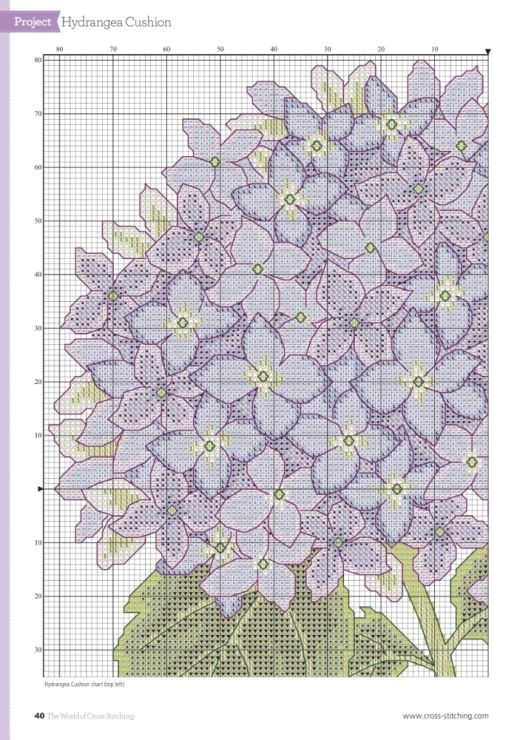 (2) Gallery.ru / Фото #38 - The world of cross stitching 229 - tymannost