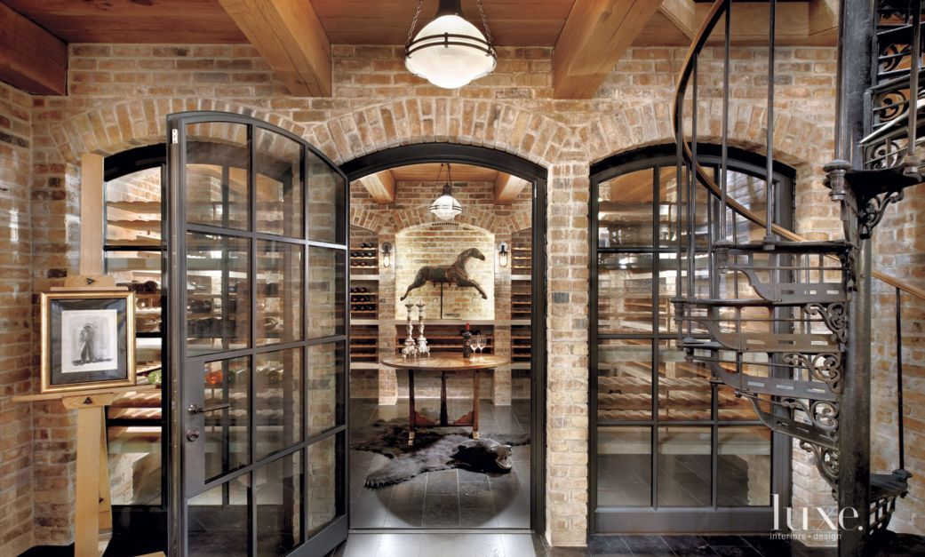 From Geometric Light Fixtures To Exposed Steel Beams And Brick