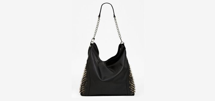 0fa09be34e33 French Connection Lewes Studded Bag at House of Fraser