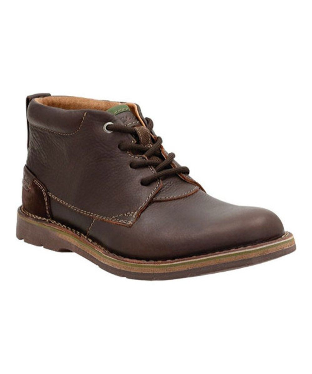 clarks ankle boots mens