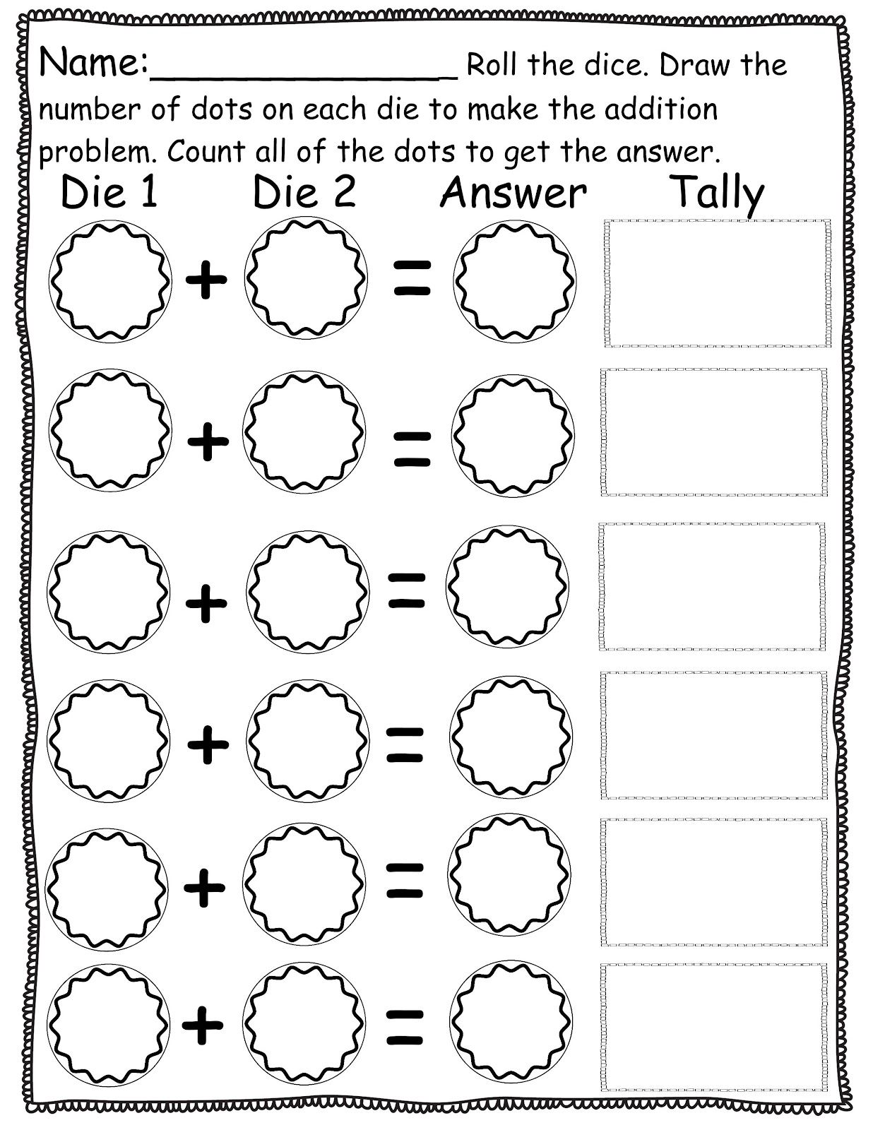 The Crazy Pre K Classroom Free Printables With Images