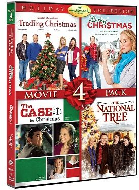 love these hallmark christmas movie collectors sets this one includes trading christmas lucky christmas the case for christmas and the national tree - The Case For Christmas