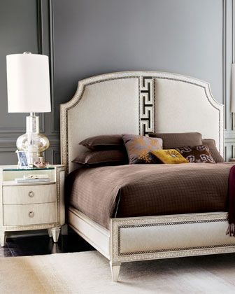 Carlton Bedroom Furniture At Horchow Don T Like The Background Colors But That