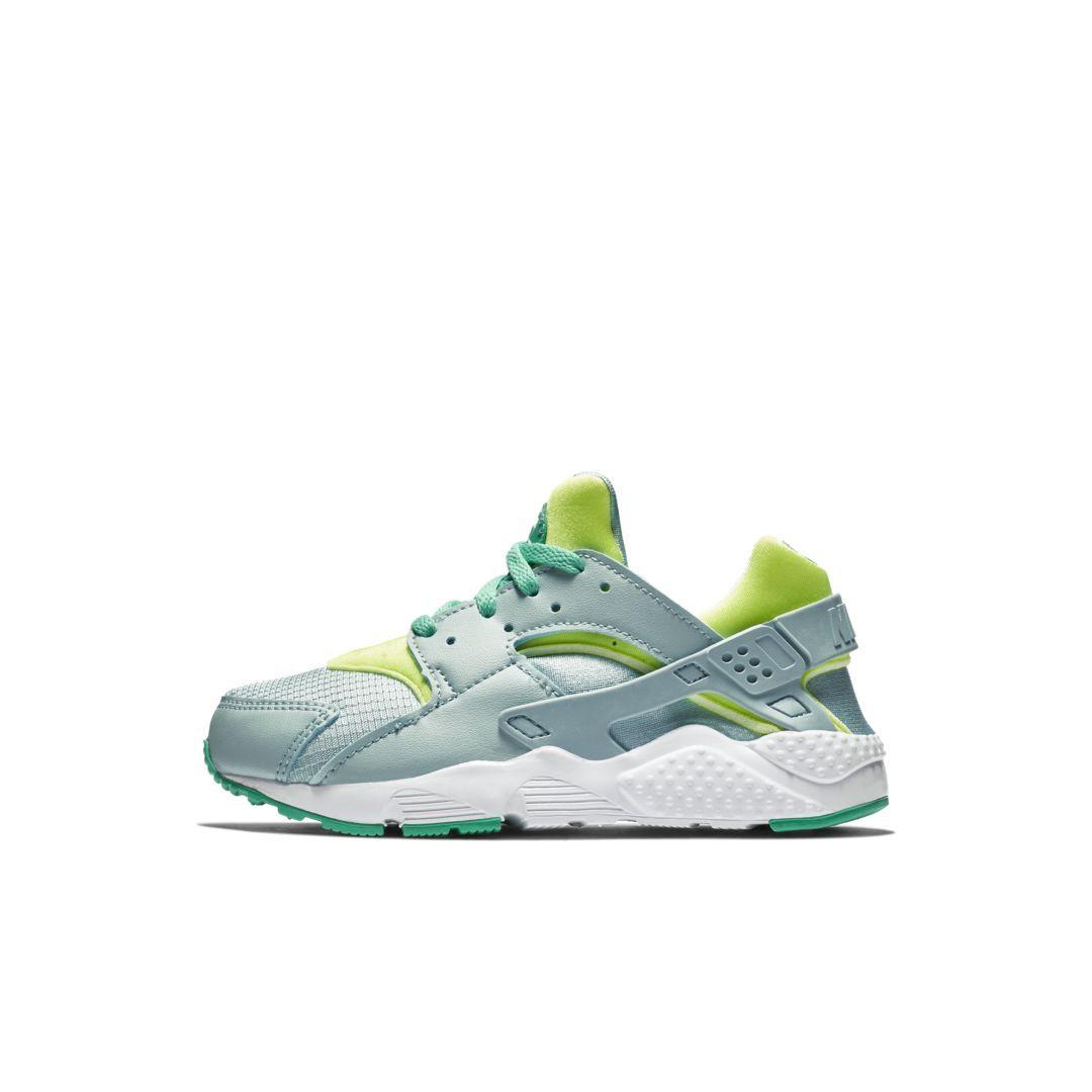 Nike Huarache Little Kids Shoe Size 11 5c Ocean Bliss