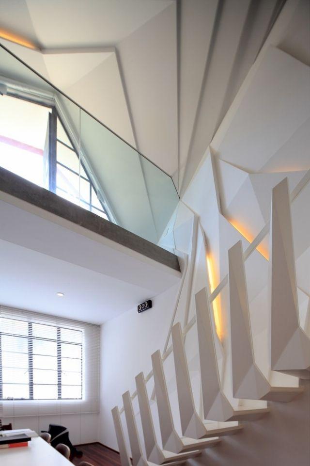 Traumhäuser » Wohnung mit Dachgeschoss \u2013 Deisgn Ideen bieten Komfort