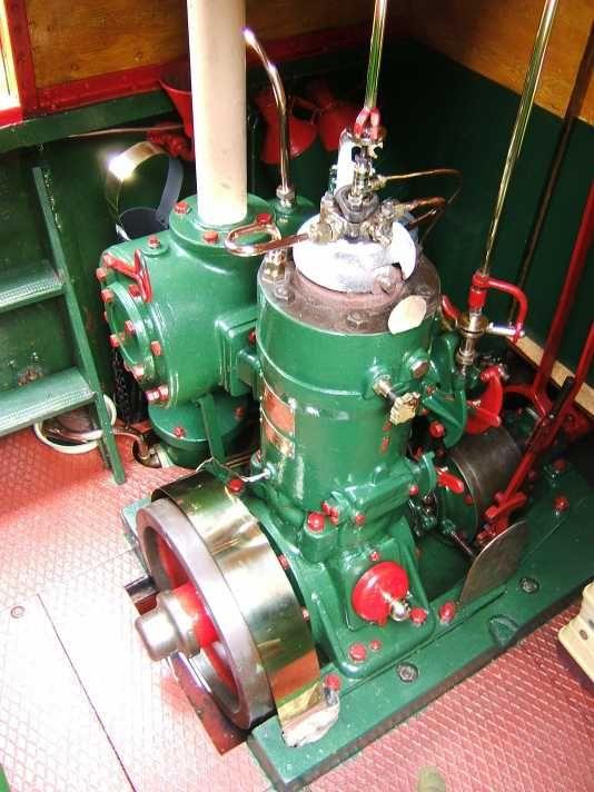 Marine Engine Room Lights: Narrowboat Interior Inspiration