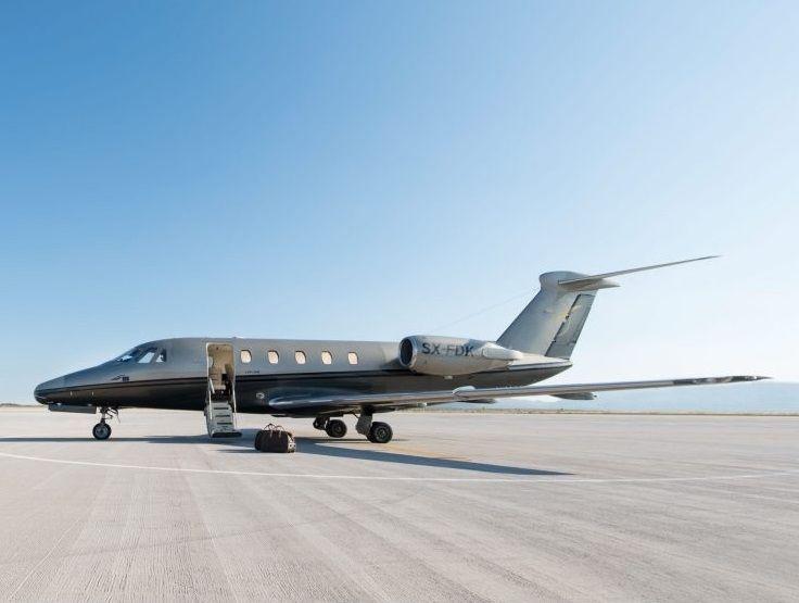 Citation iii luxury private jets athens international