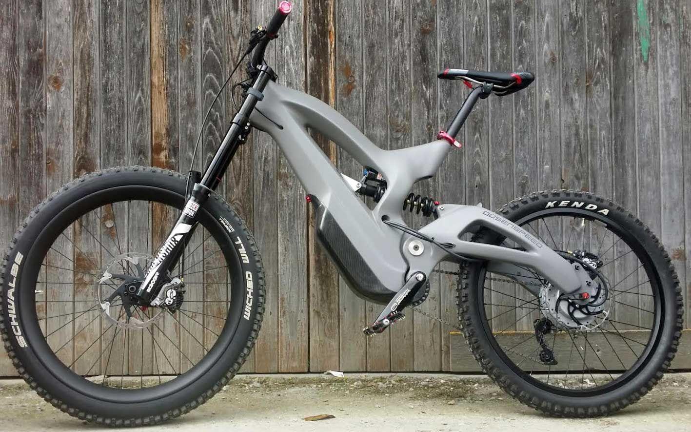 Interview With Dusenspeed Ebike Creator Ebike Powered Bicycle