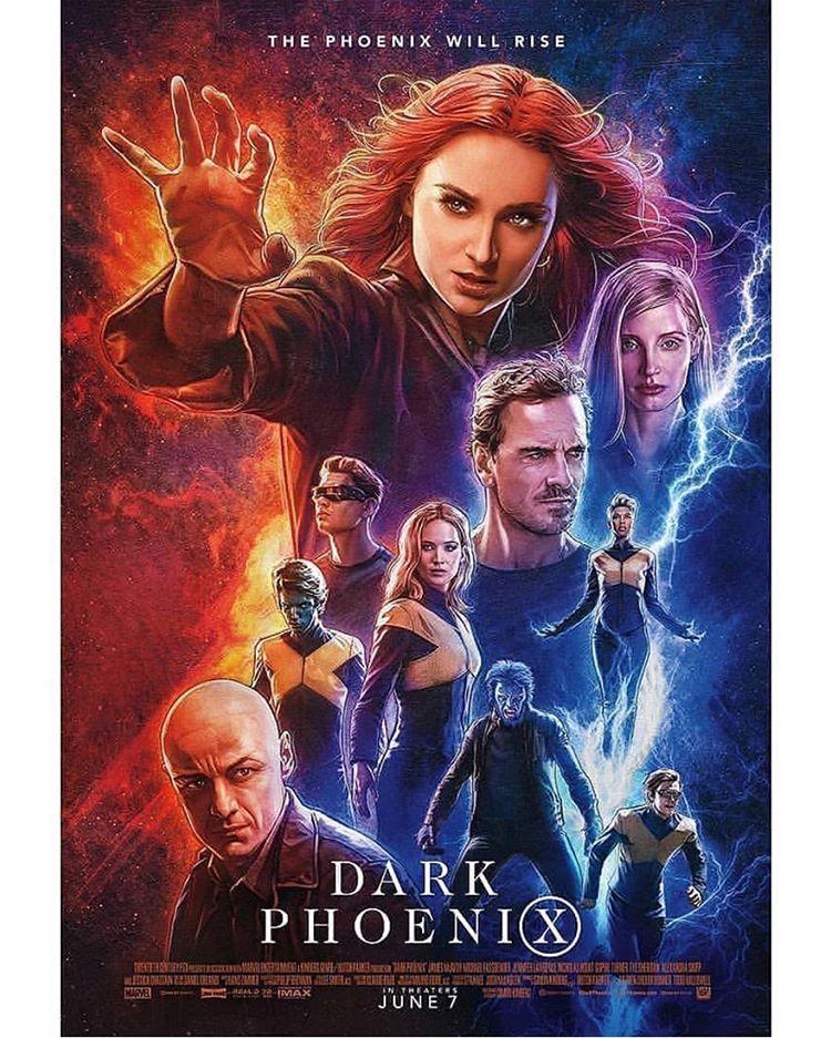 Mais Um Poster De Fenix Negra Foxfilmbrasil Fenixnegra Xmen Jeangrey Xavier Scott Sophieturner Dark Phoenix Marvel Movies Free Movies Online
