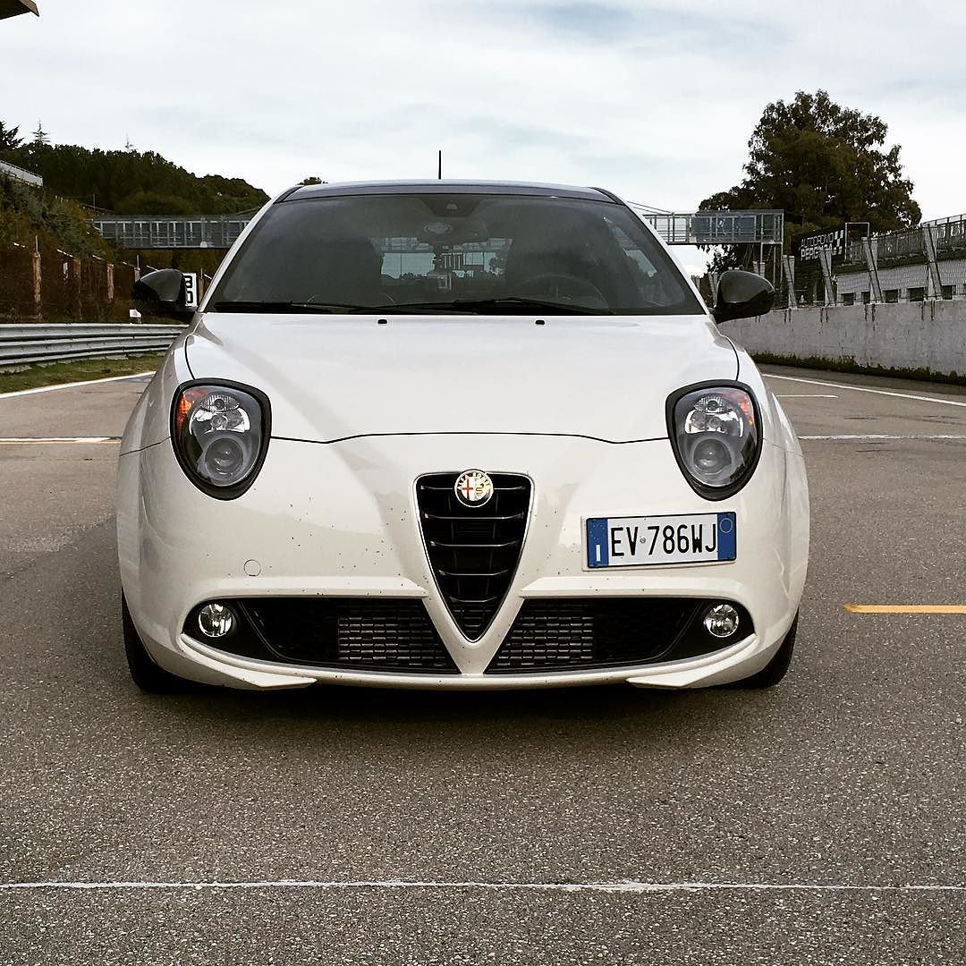 Alfa Romeo Mito QV At Autodromo Pergusa. #alfaromeo #alfa