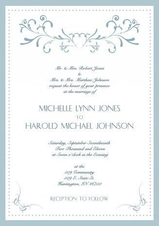 Wedding Invitation Etiquette Wording Wedding Ideas Pinterest - best of formal invitation salutations