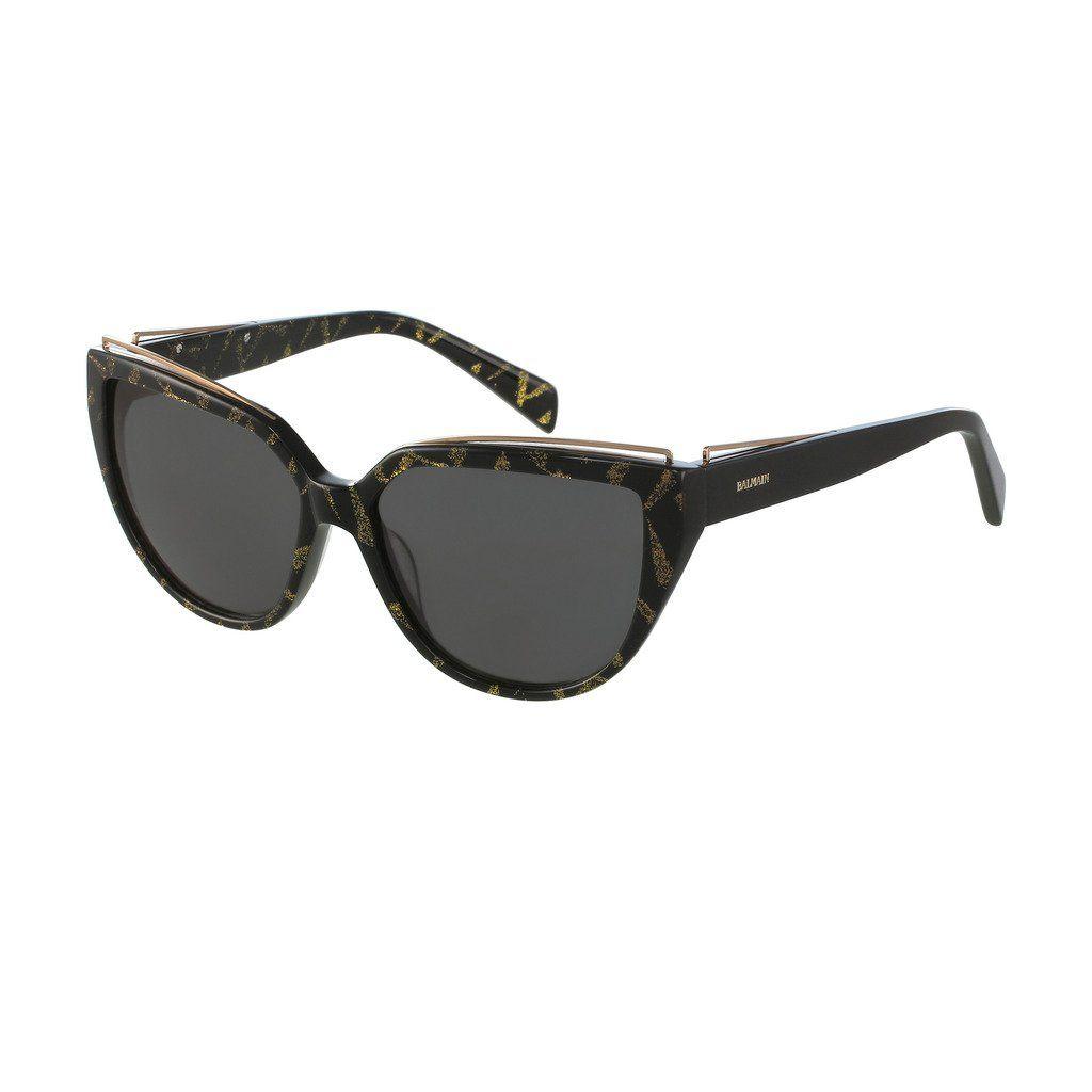 d784fb1c4f7 Balmain Women Black Sunglasses in 2019