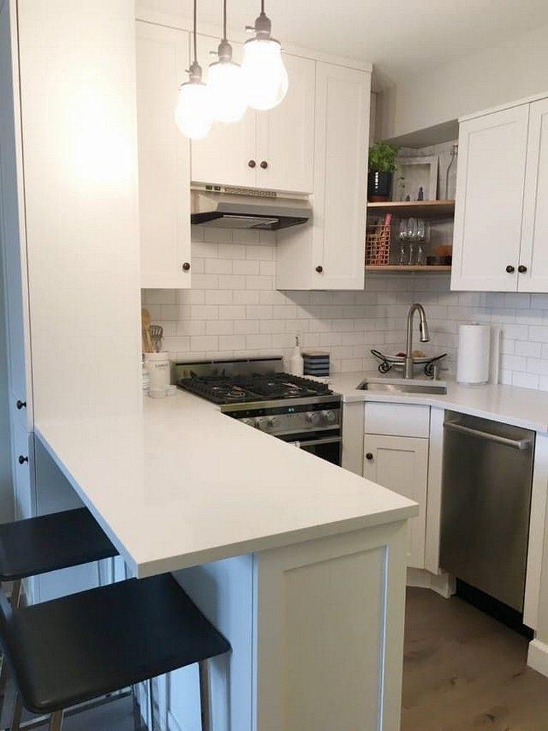 30 lovely kitchen organization ideas for small apartment кухня в квартире студии кухня в on kitchen organization small apartment id=40299