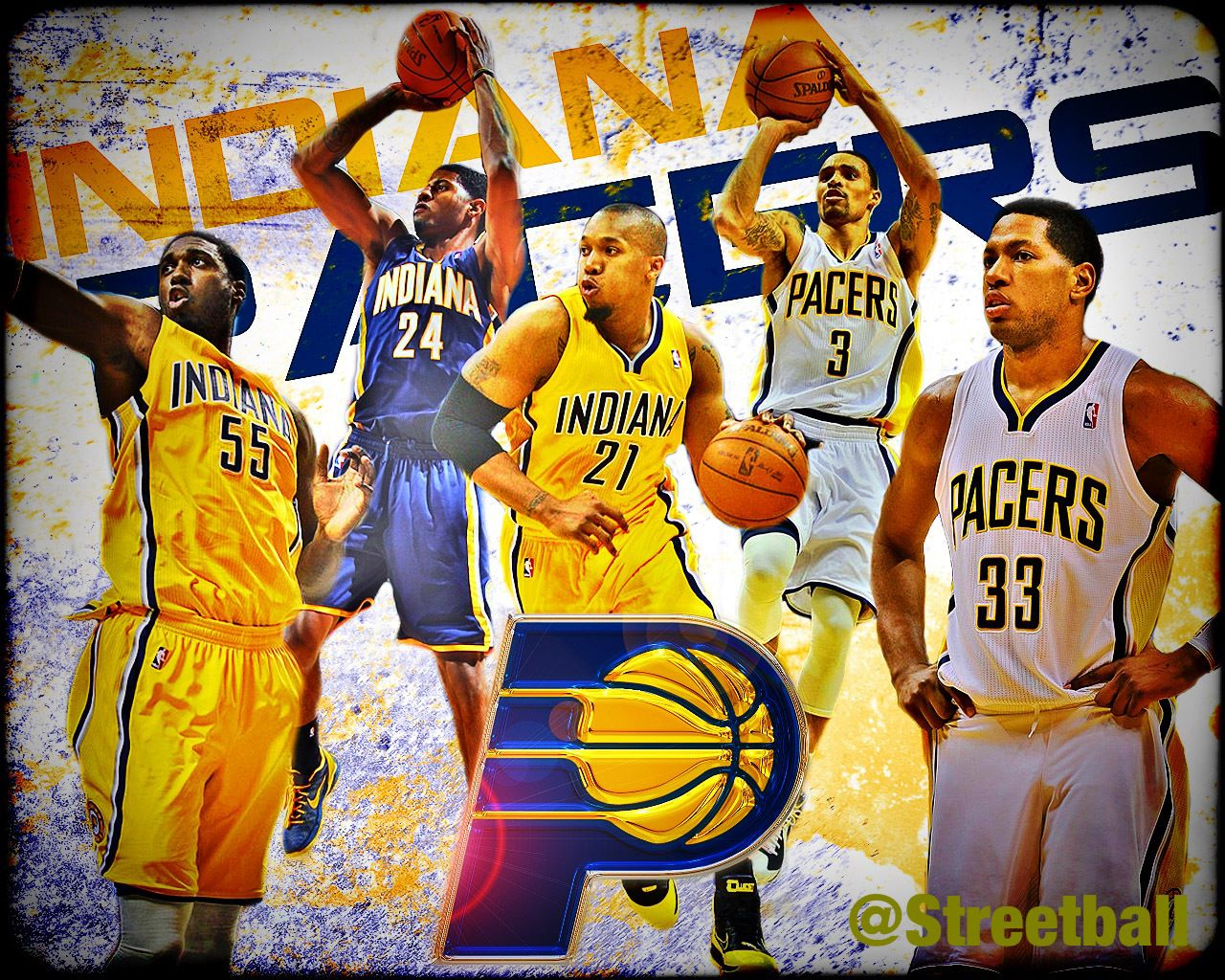 Goldswagger Indiana Pacers Indiana Pacers Indiana Pacers Basketball Basketball Teams