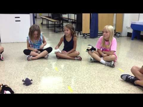 ▶ Brown Bear, Brown Bear - Singing Game - YouTube 2nd grade--solo singing    NOW to get more stuffed animals!!! ;)