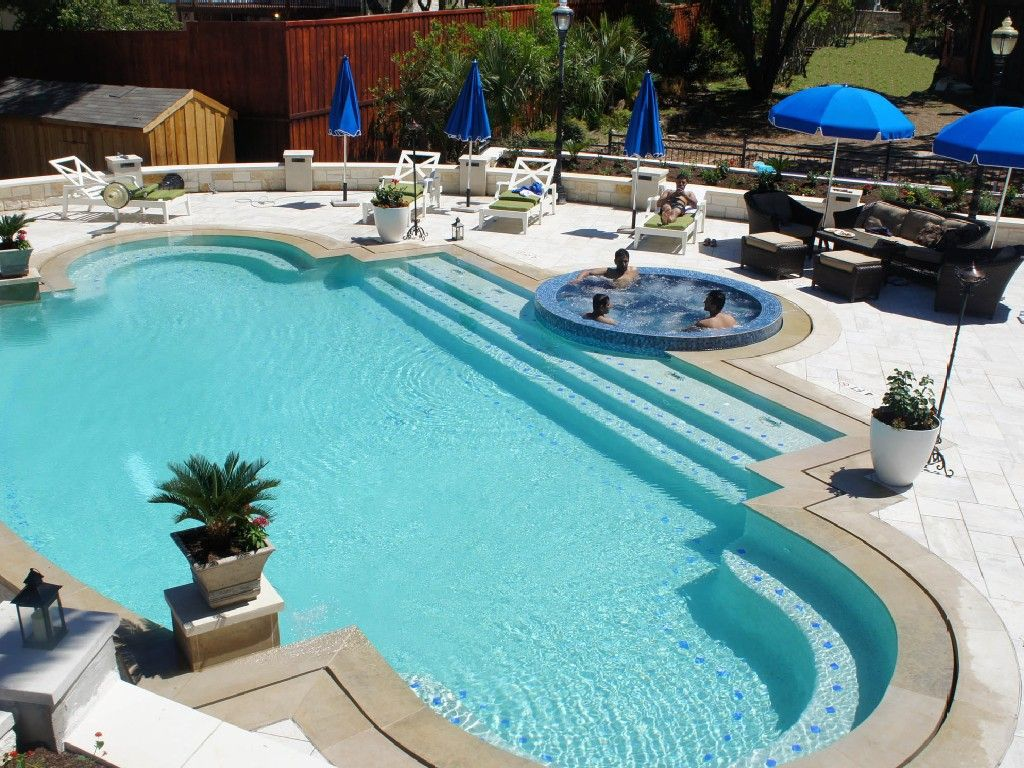 Private Paradise Resort At The Hill Country Swimming Pool Spa And Lakefront Buchanan Dam Vacation Home Rentals Swimming Pools Vacation