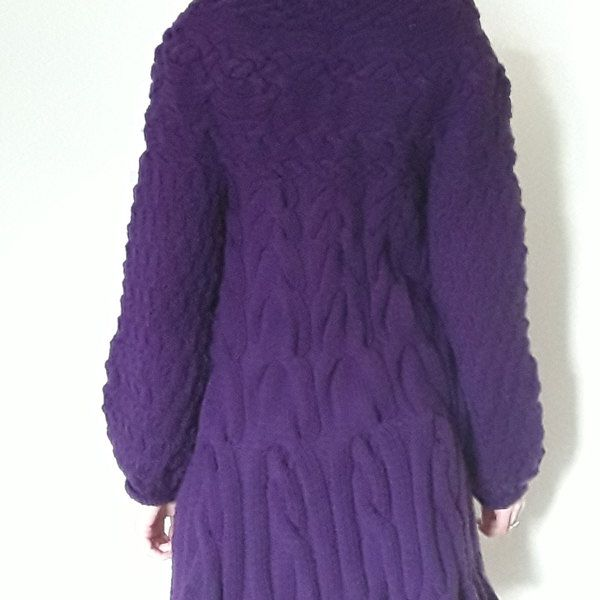 acb1e1e04ddbcb Minimissimi Sweater Coat Knitting pattern by Minimi Knit Design ...