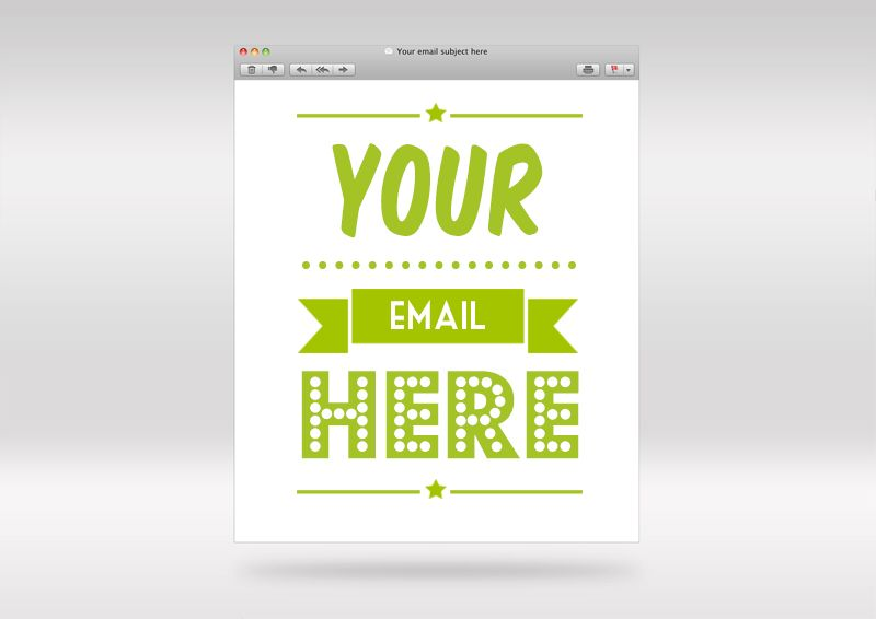 FREE PSD Email Frame Photoshop Mockup Template | Creative Tools ...