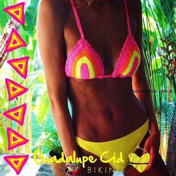 Cid Baño Crochet Guadalupe Bikini De Verano 2015Trajes dsQthr