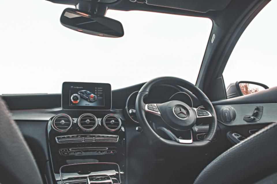 2019 Mercedes Benz Glc 300 Coupe With Images Mercedes Benz