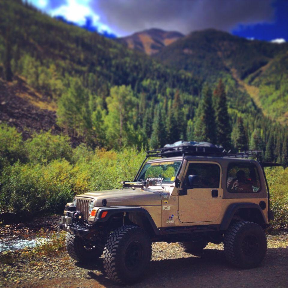 Henson Creek, Lake City, Colorado. (Tracy Lanktree