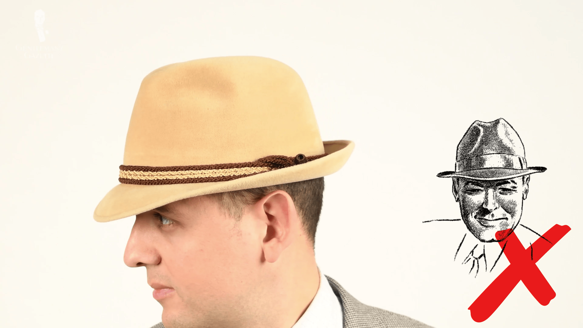 How To Get The Right Hat For Your Face Shape Body Type As You Can Imagine People Have All Kinds Of Different Heads An Hat Stores Wide Brimmed Hats Hat