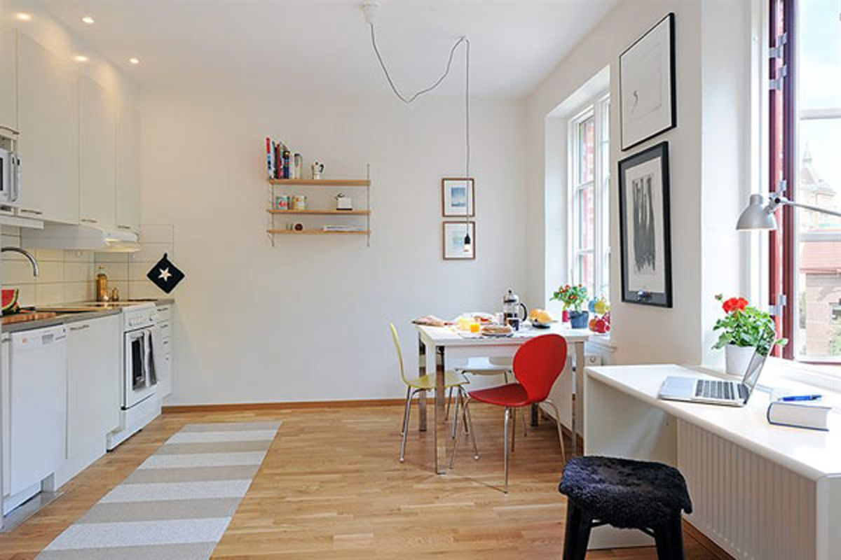 Apartments small apartment kitchens small modern apartment Studio apartment kitchen