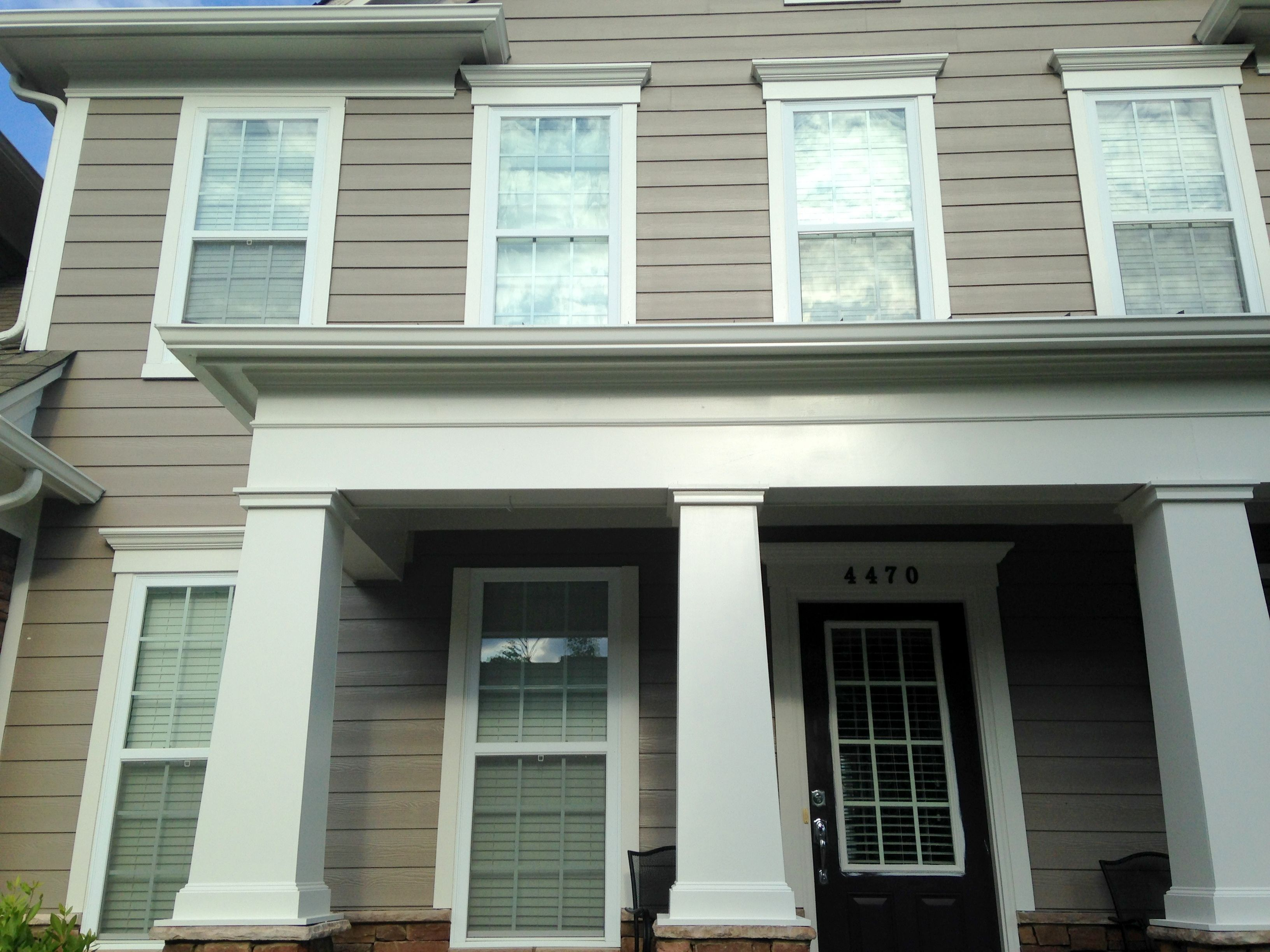 Freshly Re Painted Home Exterior Sherwin Williams