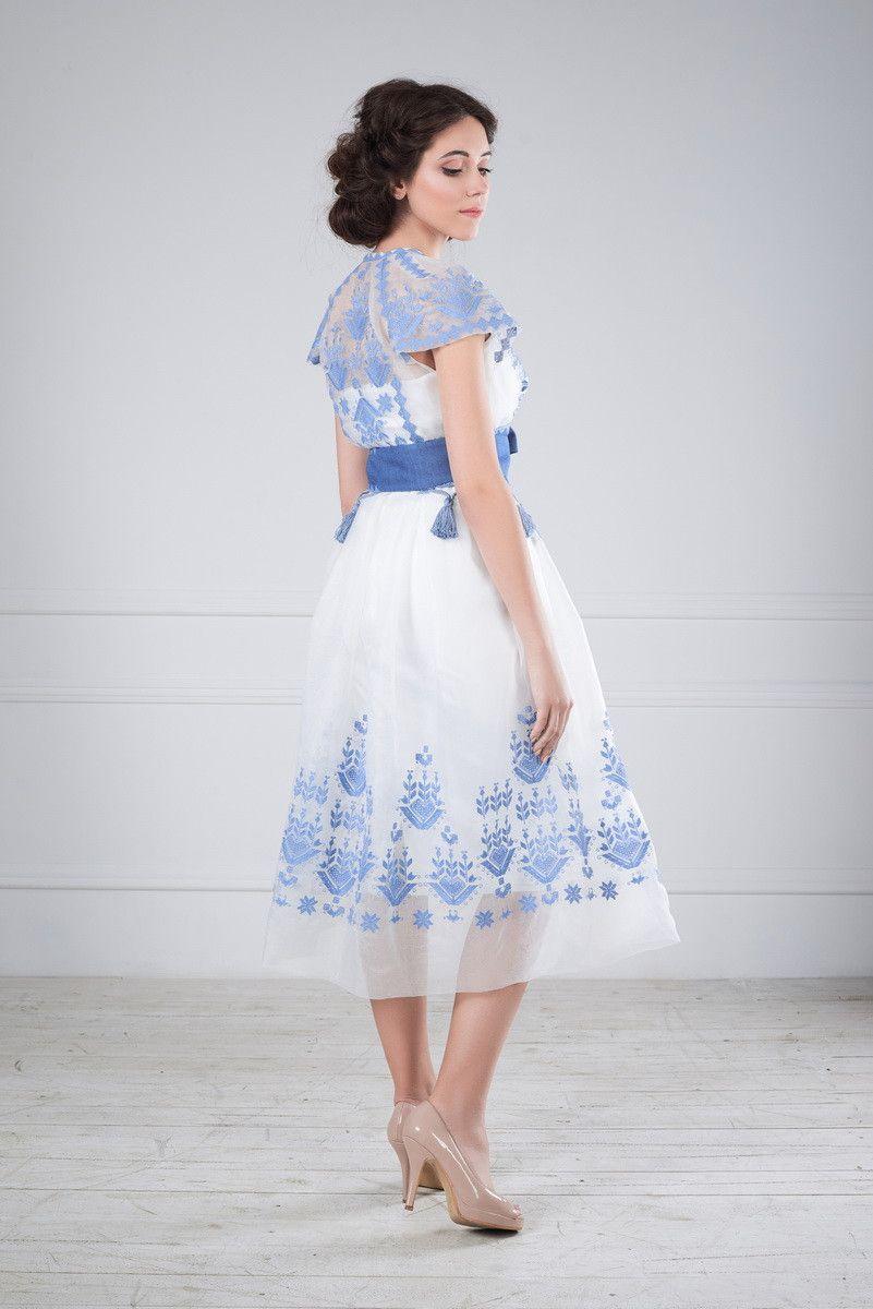 Вечірня сукня вишита  продажа 65fb8b0000931