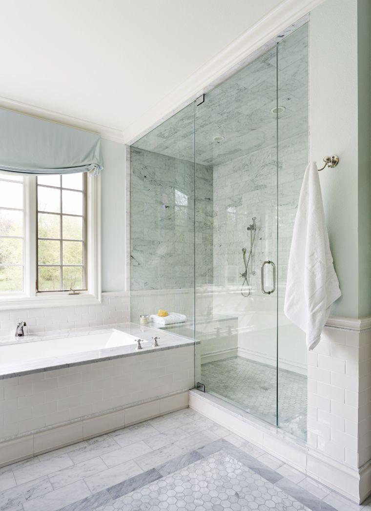 Melissa Haynes Design   Master bathrooms, Bath and House