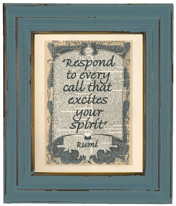 Rumi Respond To Every Call That Excites Your By HangWithUsToday, $10.00