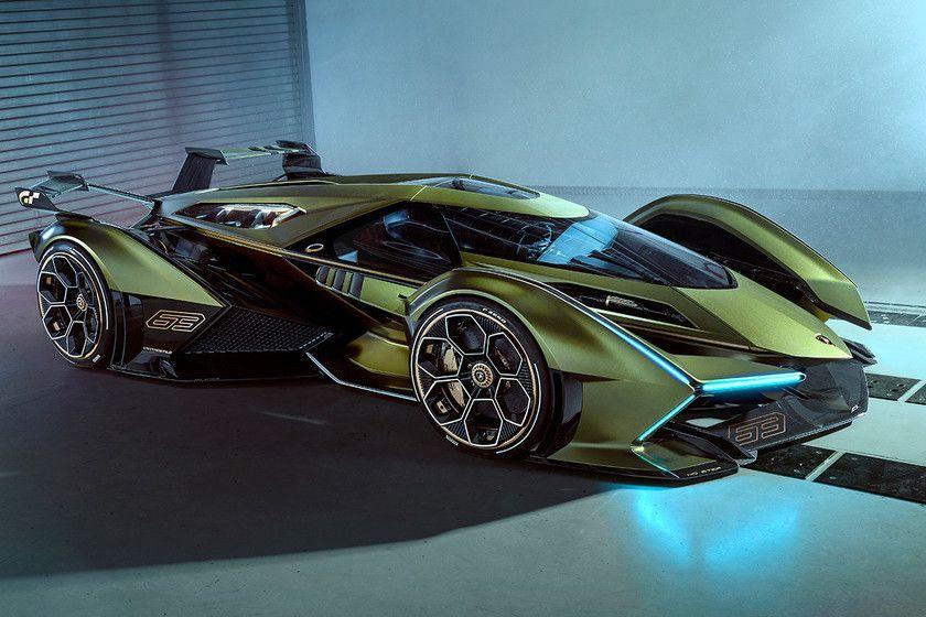 V12 Vision Gran Turismo el espectacular 'toro