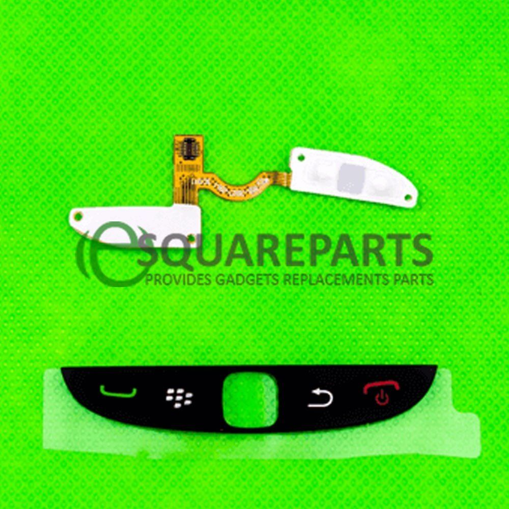 BLACKBERRY TORCH 9800 HOME MENU BACK POWER FLEX CABLE AND