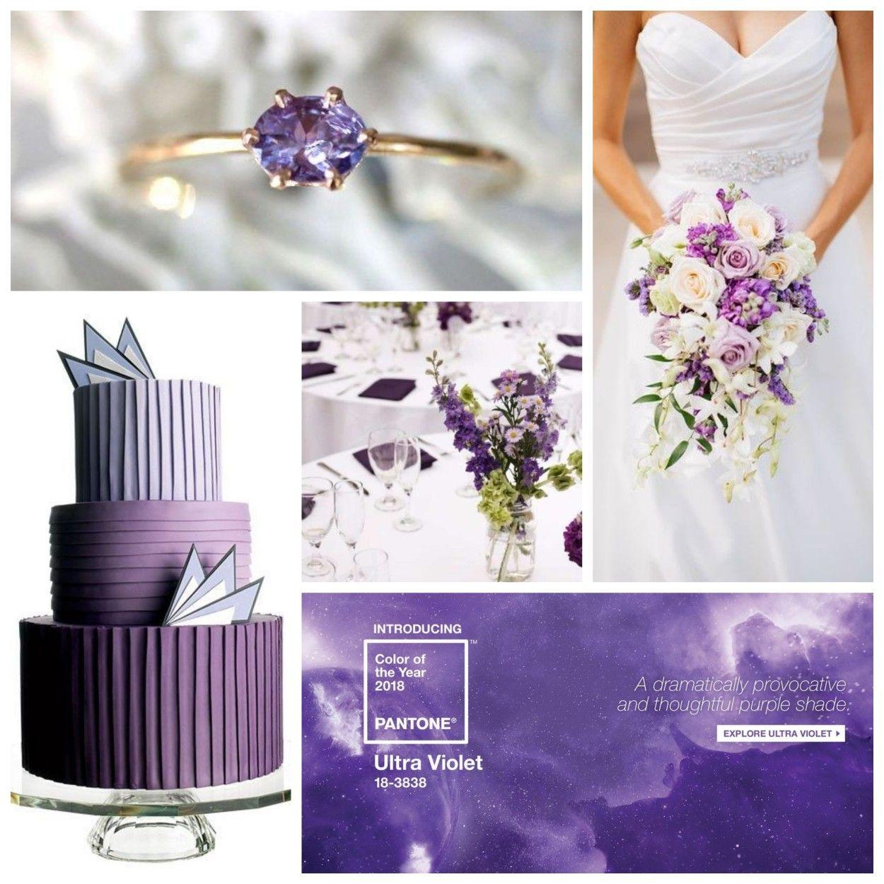 Pantone's colour of the year ❤ #colouroftheyear #ultraviolet #greekweddinginspiration #weddingingreece #greekweddingplanner