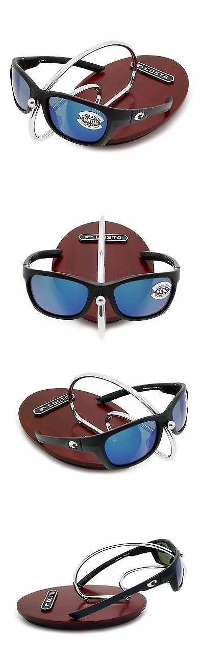 5eb15ae5462 Sunglasses 79720  Costa Del Mar Trevally Black Blue Mirror Glass 580 New  580G -  BUY IT NOW ONLY   164.9 on eBay!